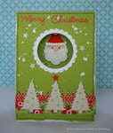 Merry Christmas - Doodlebug card