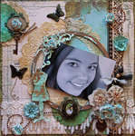 Believe **SCRAPS OF DARKNESS** February Kit- Victoriana