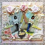 Dream, Believe, Love **SCRAPS OF ELEGANCE** May Kit- Swan Song