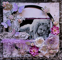 Enchanted **SCRAPS OF DARKNESS** DECEMBER KIT-WINTER'S EVE