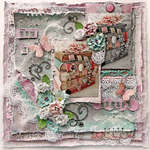 Escape **SCRAPS OF DARKNESS** August Kit Jamaican Sunset