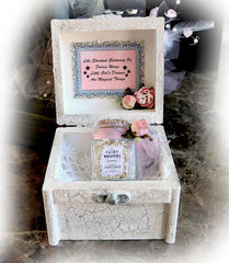 Fairy Dust Box *Tresors De Luxe Etsy*