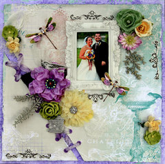 Believe In Magic *SCRAPS OF DARKNESS* July Kit~Believe