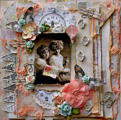 Find Your Wings **SCRAPS OF ELEGANCE** June Kit-Whimsy