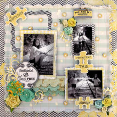 Footloose & Fancy Free **SCRAPS OF DARKNESS** January Kit-Waterways