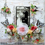 Love Story  **SCRAPS OF ELEGANCE** June Kit-Whimsy