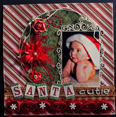 Santa Cutie-Swirlydoos December Kit