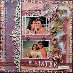 A Sister Is A Forever Friend **SCRAPSOFDARKNESS**
