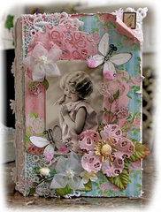 So Sweet Altered Book Box **Tresors De Luxe**