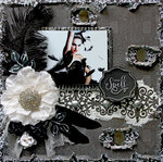 Under Your Spell **SCRAPS OF DARKNESS** October Kit~Gothic