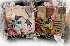 Unforgettable Memories Mini Album *Tresors De Luxe*