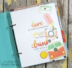 Life Documented Planner (July)