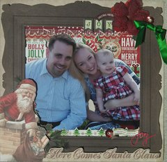 Christmas Card Photo 2013