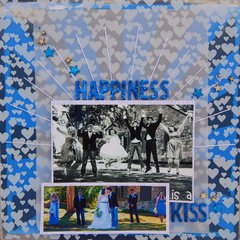 Happiness is a Kiss