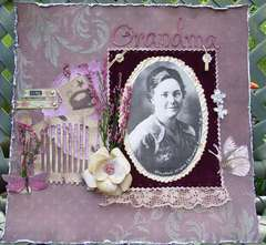 Martha (Erickson) Knudtson, a/k/a Grandma