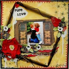 Pure Love- Scrap That!- November Kit