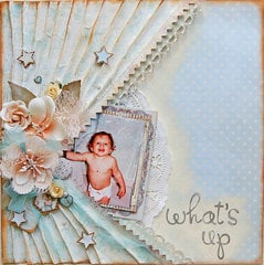 What's Up-My Creative Scrapbook
