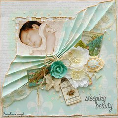 Sleeping Beauty-**My Creative Scrapbook**