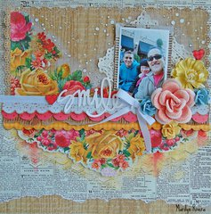 Smile- My Creative Scrapbook