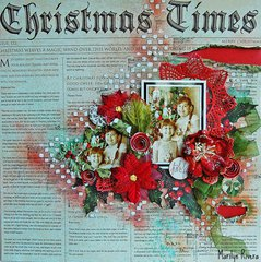 Christmas Time-My Creative Scrapbook