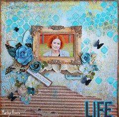 LIFE- My Creative Scrapbook