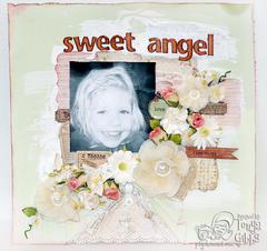 Sweet Angel - Prima Tea Thyme