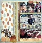 Fall Fun {Interactive} layout