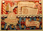 Nutcracker Suite Christmas Card