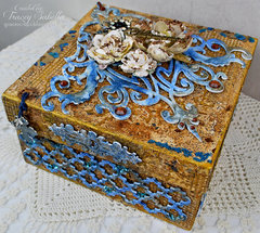 Blessings Box for Leaky Shed Studio
