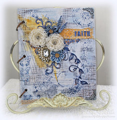 Faith Art Journal for Donna Salazar CHA