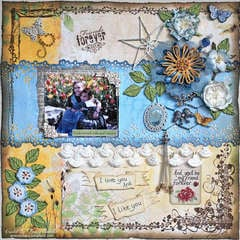 Forever Friends **DT Reveal for The Scrapping Stamper**