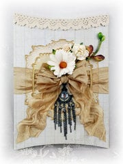 Pillow Gift Box ~ DT for Really Reasonable Ribbon