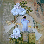 Sweet Angel ~~~ScrapThat! December