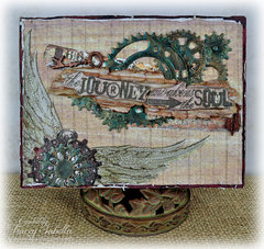 The Journey Birthday Card ~ DT for Donna Salazar