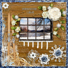 Westville Lake ***ScrapThat! Jan.