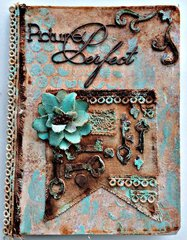 Picture Perfect journal (video tutorial) DSD