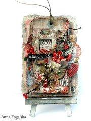 LOVE / SOE February 'Lisa's Love Letters' Kit.