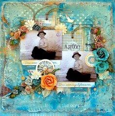 Ahoy / DT Scraps Of Elegance