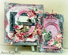 Bo Bunny Cards - SOE October Kit