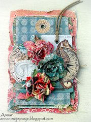 SEA CARD - Scraps Of Elegance May Kit