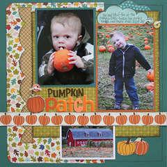 Pumpkin Patch TSR