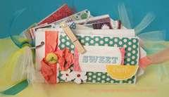 Sweet Smile TP Mini album with mini tags