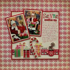 Santa Number Two
