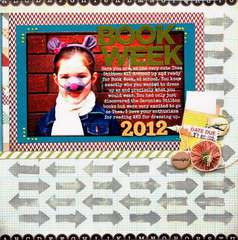 BookWeek *Cocoa Daisy September Kit*
