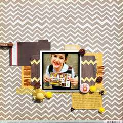 Hello September *Cocoa Daisy October Kit*