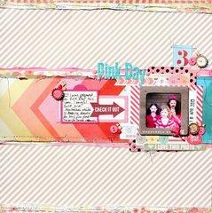 Pink Day - June Cocoa Daisy Kits
