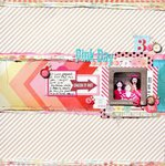 Pink Day - June Cocoa Daisy Kits