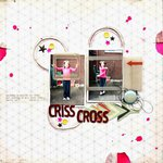 Criss Cross - November Cocoa Daisy Kits