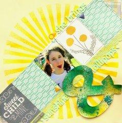 Sunshine & Lollipops - November Cocoa Daisy Kits