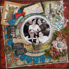 Whimsical & Authentique ~~Scraps of Darkness~~